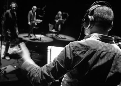Teatr Piba - Ar Maezioù -fiksion radio 2015 - Roland Sourau 1