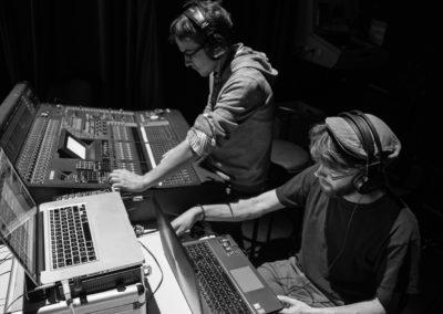Teatr Piba - Ar Maezioù -fiksion radio 2015 - Roland Sourau 11